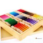 Spolette dei colori