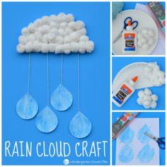 attività giorni di pioggia bambini 0-3 anni