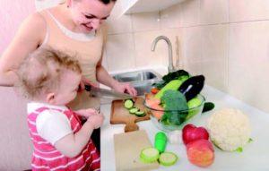 attività in cucina